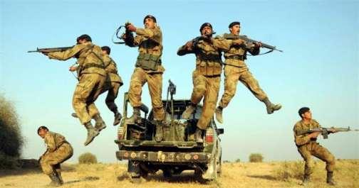 پاک فوج نے آپریشن ضرب عضب کے نتیجے میں شوال کو ..