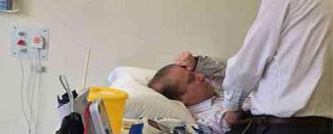 ڈاکٹرز کا لندن میں ہی منگل کے روز وزیراعظم نواز شریف کی اوپن ہارٹ سرجری ..