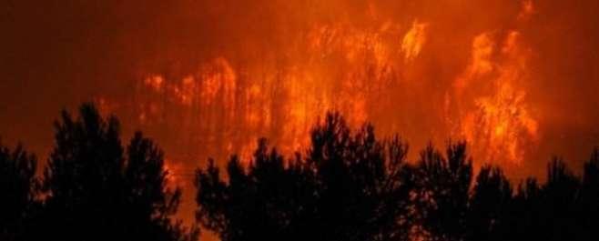 عمران خان کی رہائش گاہ بنی گالہ کے قریب خوفناک آگ بھڑک اٹھی
