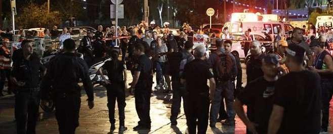 اسرائیل کے شہر تل ابیب میں 2 نامعلوم افراد کا حملہ،3 افراد ہلاک، 9 زخمی