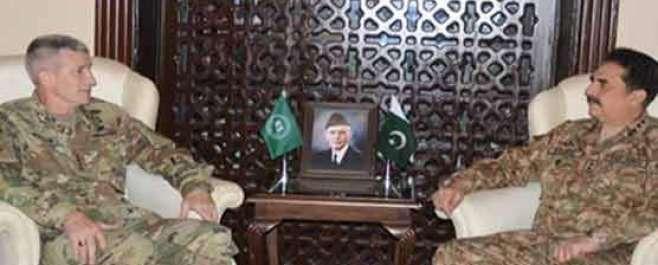 پاک افغان سرحد پر معاملات کیسے بہتر بنائے جائیں، آرمی چیف جنرل راحیل ..