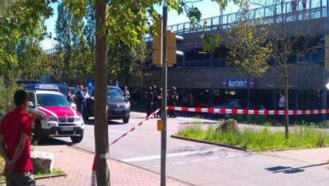 جرمنی کے شہر ورنہم میں واقع سینما گھر میں فائرنگ، ..