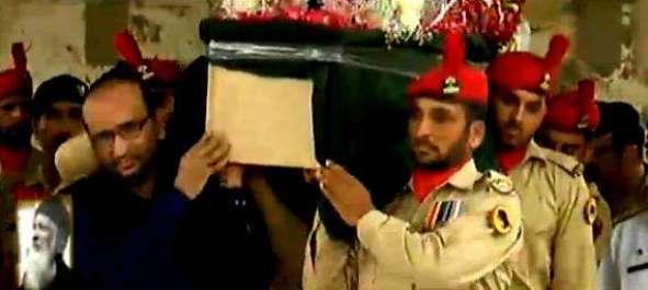 محسن انسانیت عبد الستار ایدھی کو قومی اعزاز کے ..