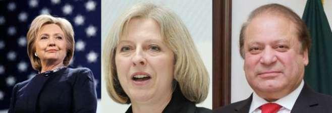 """""""اردوپوائنٹ""""کی برطانیہ میں خاتون وزیراعظم .."""