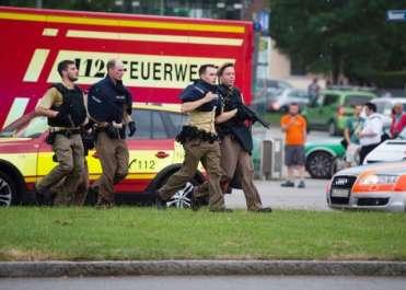 جرمنی میں فائرنگ کے واقعات، ہلاکتیں 15 ہو گئیں، ..