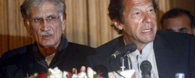 عمران خان نے خیبرپختونخواہ میں حکومتی کاکردگی کا13نکاتی چارٹرڈ پیش ..