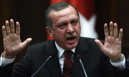 ترکی کے صدر رجب طیب اردگان کی مغربی ممالک پر شدید ..