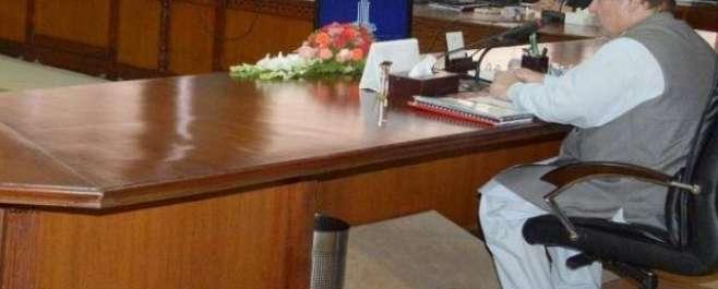 وزیر اعظم نواز شریف کی زیر صدارت کابینہ کی توانائی کمیٹی کا اجلاس