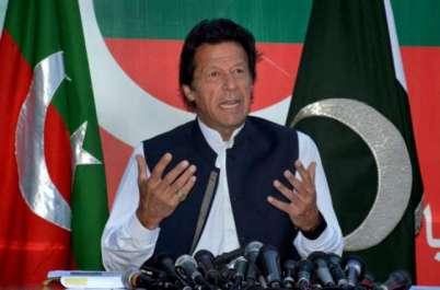 عمران خان نے پارلیمنٹ کے مشترکہ اجلاس کے بائیکاٹ ..