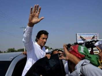 عمران خان نے30اکتوبرکواسلام آبادبند کرنے کیلئے ..