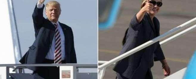 امریکہ کے صدارتی انتخابات : ہیلری کلنٹن اور ڈونلڈ ٹرمپ کے مابین لاس ..