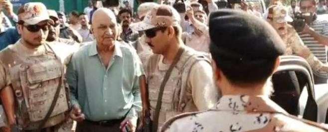 کراچی : ایم کیو ایم لندن کے رہنماوں کو رینجرز نے حراست میں لے لیا