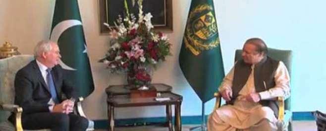 پاکستان امن پسند ملک ہے ،بھارت سمیت تمام ہمسایہ ممالک سے دوستانہ تعلقات ..