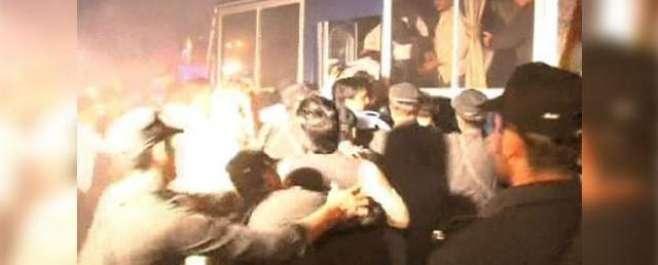 اسلام آباد پولیس نے پی ٹی آئی یوتھ کنونشن پردھاوابول دیا
