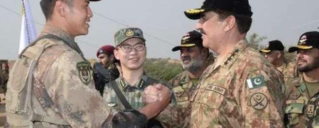 ہمارا مقصدعالمی امن کو مستحکم کرناہے۔جنرل راحیل شریف