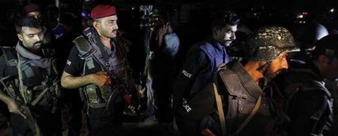 محکمہ انسداد دہشت گردی شیخوپورہ نے ایک مقابلے میں 9 مشتبہ دہشت گردوں ..