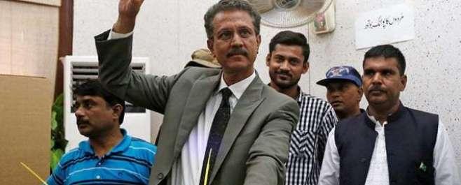 انسداد دہشتگردی عدالت میں مئیر کراچی وسیم اختر کی ضمانت منظور