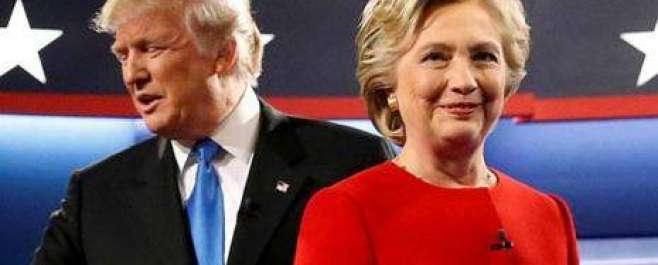 امریکی صدارتی انتخابات کیلئے ووٹنگ جاری، ہیلری کلنٹن اور ڈونلڈ ٹرمپ ..