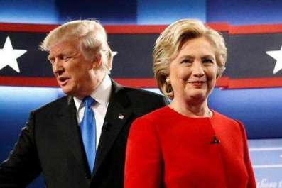 امریکی صدارتی انتخابات کیلئے ووٹنگ جاری، ہیلری ..