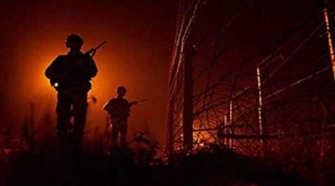 پاک فوج کا ایل اوسی پر بھارتی فوج کی بلا اشتعال ..