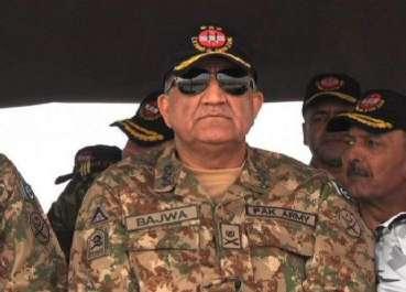 آرمی چیف جنرل قمرجاویدباجوہ کاکورہیڈکوارٹرزپشاوراورشمالی ..