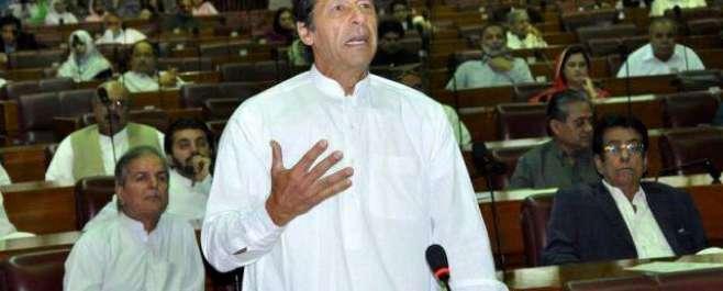 تحریک انصاف نے پارلیمنٹ کے اجلاس میں شمولیت کابائیکاٹ ختم کردیا