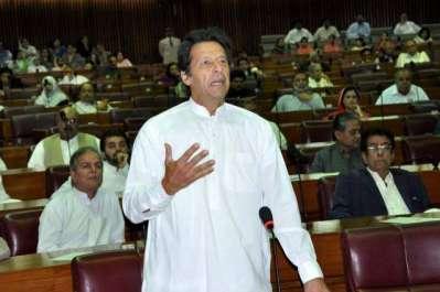 تحریک انصاف نے پارلیمنٹ کے اجلاس میں شمولیت کابائیکاٹ ..