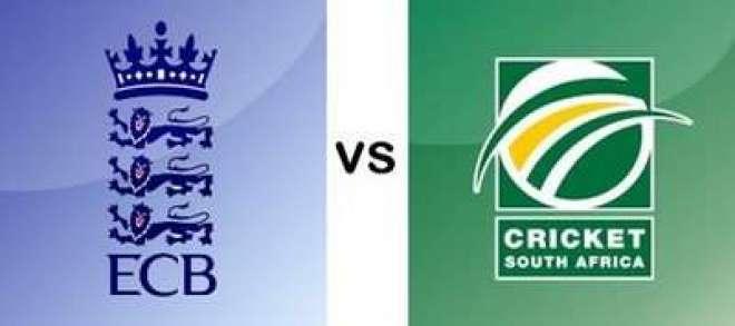 جنوبی افریقہ ، انگلینڈ کے درمیان دوسرا ٹیسٹ ہفتے سے شروع ہو گا