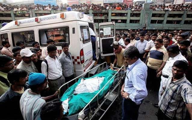 بھارت ،ٹریفک حادثے میں نو افراد ہلاک ، سترہ زخمی