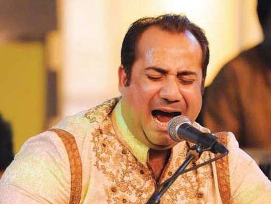 """گلوکار راحت فتح علی خان کی نئی آڈیو البم """"عشق """"جلد ریلز کی جائیگی"""