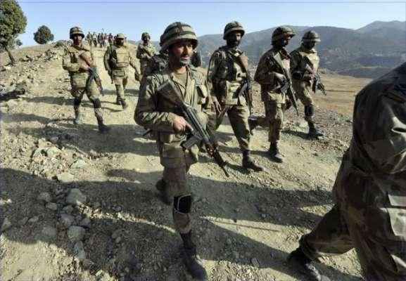 پشاور : میرانشاہ میں سکیورٹی فورسز کی کامیاب کارروائیاں، 79 دہشت گردوں ..