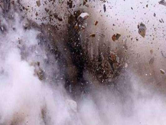 خیبر ایجنسی کے علاقہ جمرود میں خاصہ دار فورس کی گاڑی کے قریب دھماکہ ..