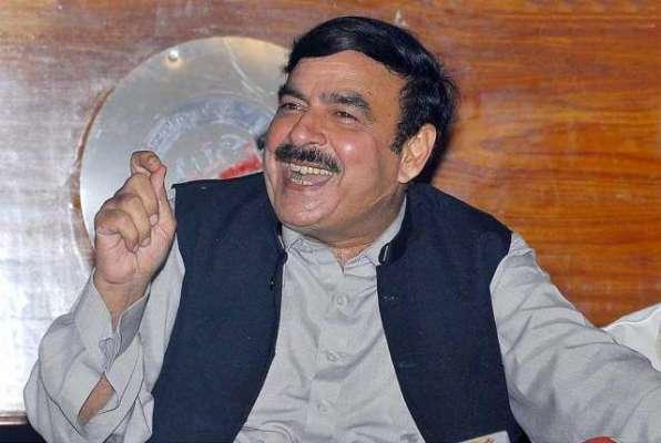 پاکستان میں دہشتگر دانہ حملو ں میں بھارت ملوث ہے،شیخ رشید