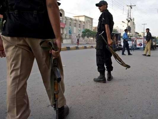 پشاور میں فائرنگ سے ایلیٹ فورس کے دو اہلکار جاں بحق ہو گئے