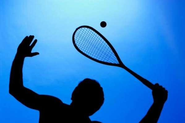 خیبر پختونخوا سکواش ایسوسی ایشن کے سالانہ مقابلوں کا شیڈول جاری