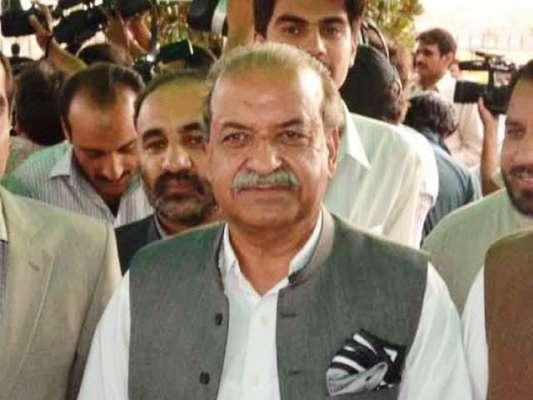 پشاور : گورنر خیبر پختونخواہ نے دوسری مرتبہ وزیر اعظم نواز شریف کو اپنا ..