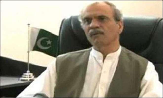 ڈی جی احتساب کمیشن لیفٹننٹ جنرل (ر) حامد خان نے عہدے سے استعفیٰ دے دیا