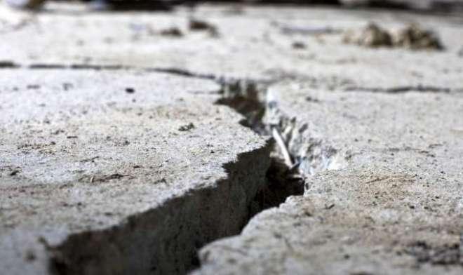 پشاور اور گرد و نواح کے علاقوں میں 5 سے زائد شدت کا زلزلہ