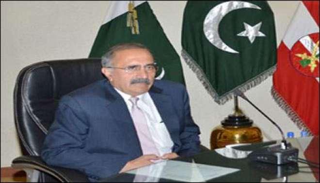 محمد عالم خٹک خیبر پختونخوا کے نئے گورنر مقرر