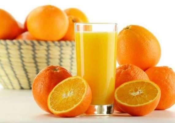 روزانہ ایک گلاس نارنجی کا جوس بلڈپریشراورفالج سے محفوظ رکھتا ہے' ماہرین
