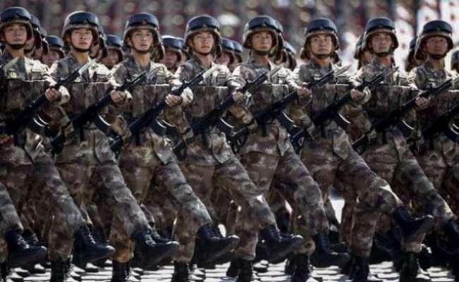 چینی فوجی کنٹرول لائن پر بنیادی ڈھانچے کی تعمیر کیلئے پہنچ گئے،بھارتی ..