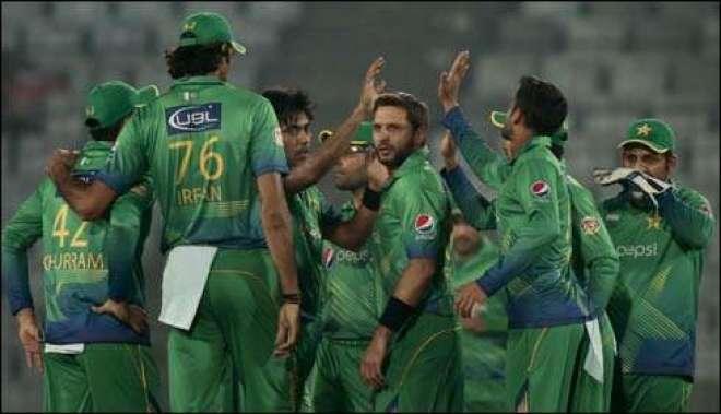 ورلڈ ٹی ٹونٹی ، پاکستان کو لاحق سکیورٹی خدشات کے پیش نظر تمام کھلاڑیوں، ..