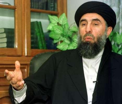 افغانستان :سابق افغان وزیراعظم گلبدین حکمت یار نے افغان حکومت سے امن ..