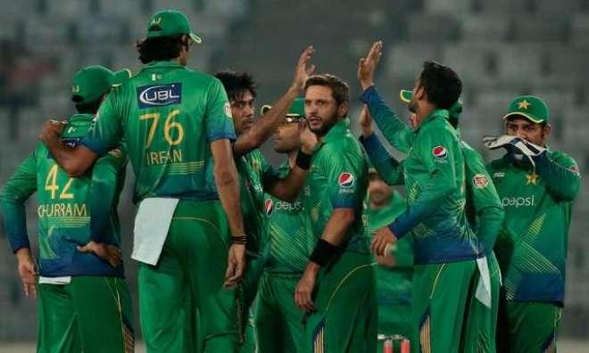 ورلڈ ٹی ٹونٹی وارم اپ میچ ، پاکستان نے سری لنکا جیت کے لیے 158رنز کا ہدف ..