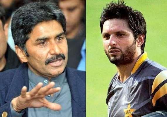 جاوید میانداد کی شاہد خان آفریدی کے بیان پر شدید تنقید