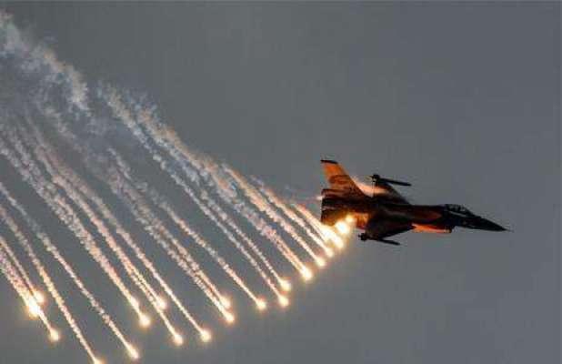 انقرہ دھماکہ،ترک لڑاکا طیاروں کی کردستان ورکرز پارٹی کے اسلحہ ڈپو ..