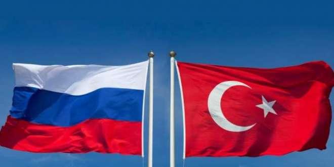 ترک فوج کے شام میں موجودگی کے ثبوت موجود ہیں،روسی وزیرخارجہ