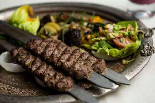 دنیا میں سب سے مہنگا کباب،ایک ڈش کی قیمت14 ہزار روپے