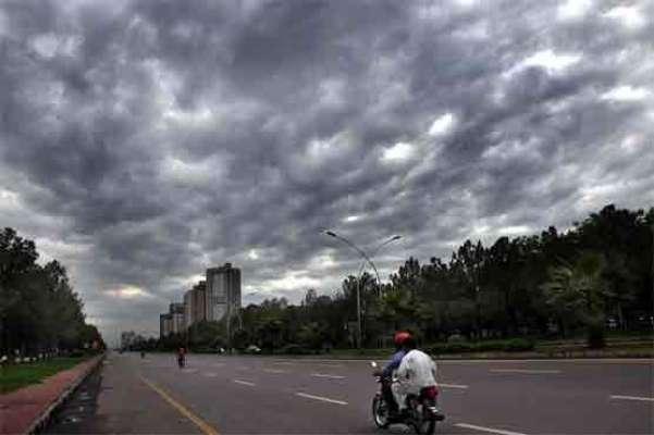 ملک کے مختلف علاقوں میں جمعرا ت سے بارشوں کا ایک نیاسلسلہ شروع ہو گا،محکمہ ..