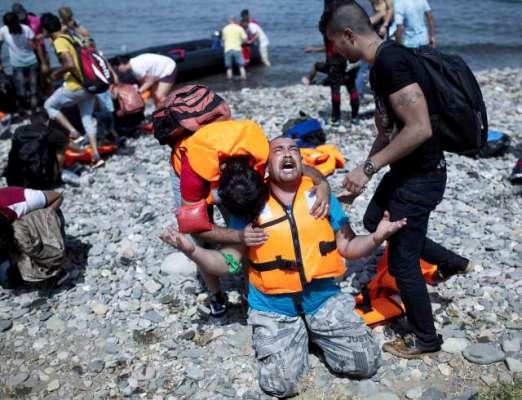 متبادل راستوں کے ذریعے یونان سے مقدونیہ جانے کی کوشش میں تین افغان ..